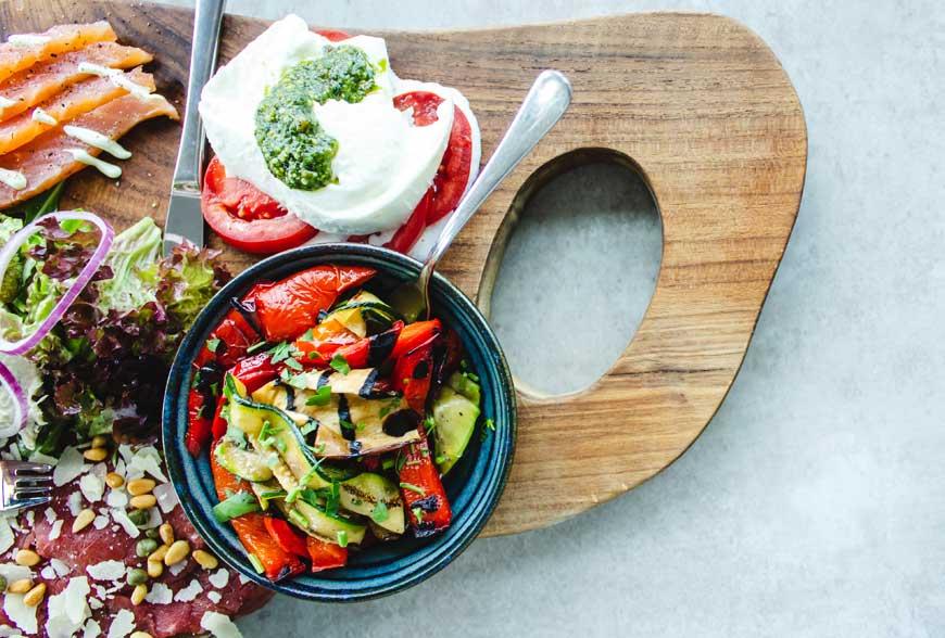 Středomořská strava snižuje riziko kognitivních poruch