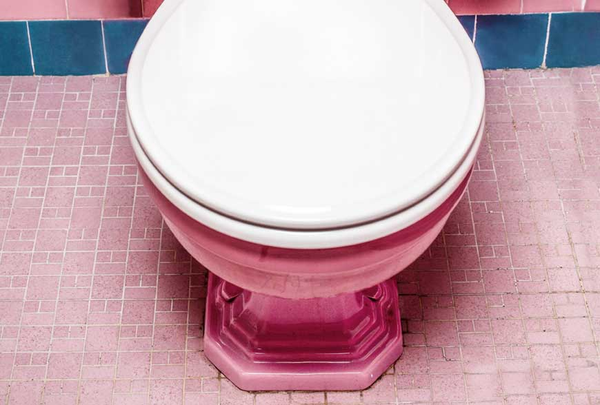 průjem během menstruace