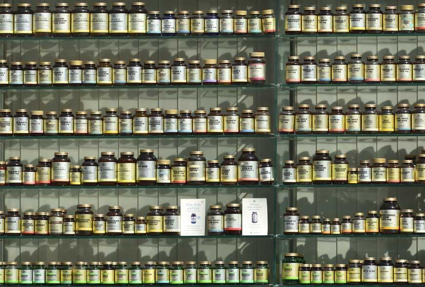 Mají vitamíny datum spotřeby?